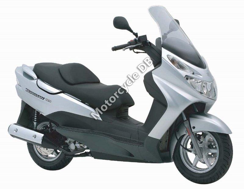 Suzuki Burgman 125 2010 28281