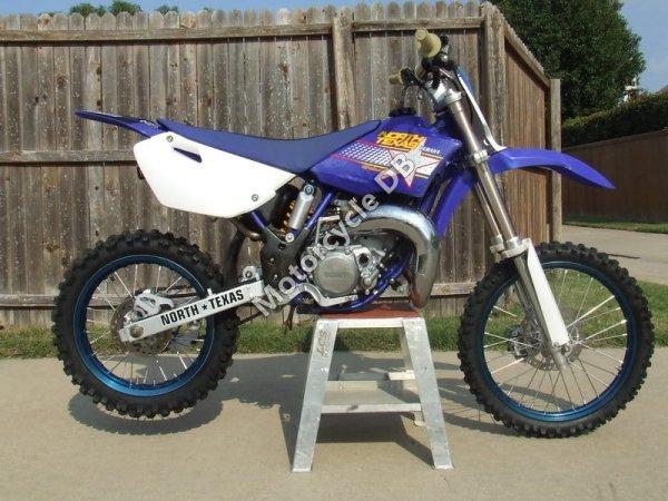 Yamaha YZ85 2008 17812