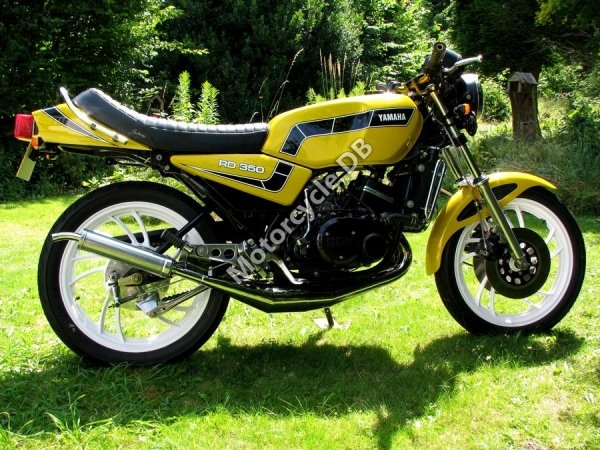 Yamaha RD 350 1981 10476