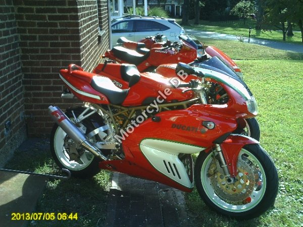 Ducati SS 900 Supersport 1999 6322 Thumb