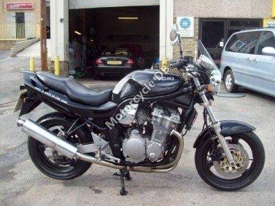 Suzuki GSF 600 Bandit 1999 8169