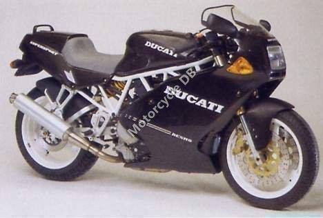 Ducati 900 Superlight 1992 13450