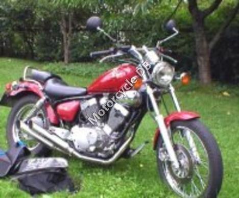 Yamaha XV 250 Virago (reduced effect) 1989 12691