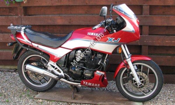 Yamaha XJ 600 1991 13255