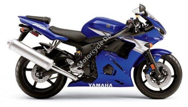 Yamaha YZF-R6 2004 10833
