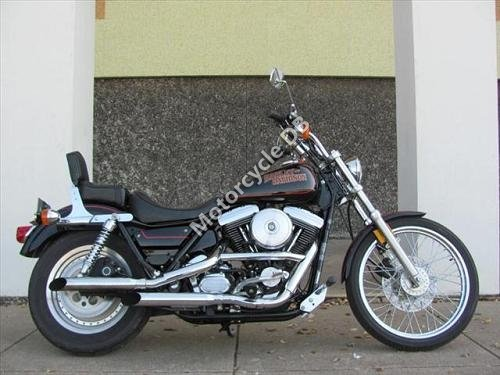 Harley-Davidson 1340 Low Rider Custom 1993 17509