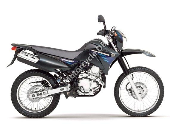 Yamaha XTZ 250 Lander 2007 6609