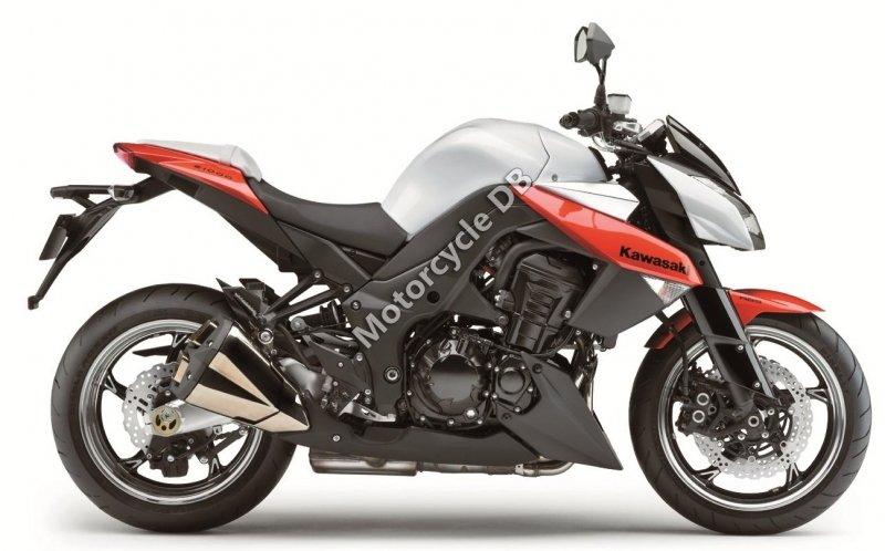 Kawasaki Z1000 2012 28916