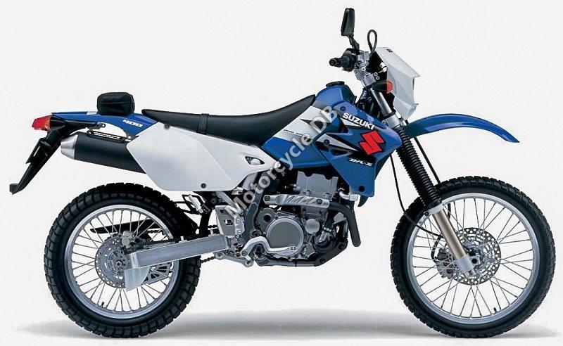 Suzuki DR-Z 400 2002 28146