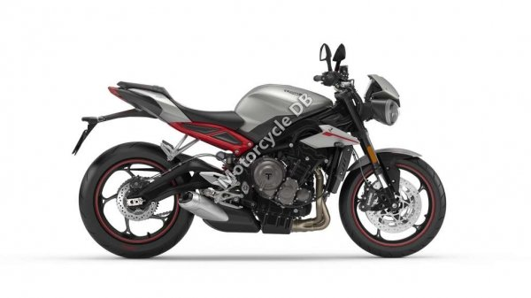 Triumph Street Triple R Low 2018 24050