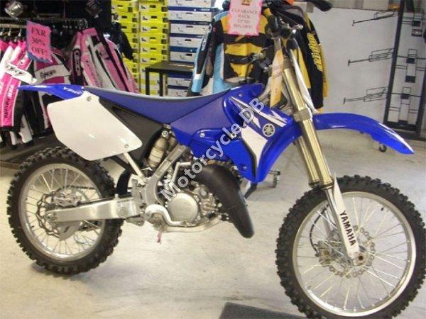 Yamaha YZ125 2009 10692