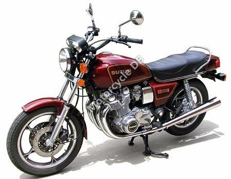 Suzuki GS 1000 G 1981 7754