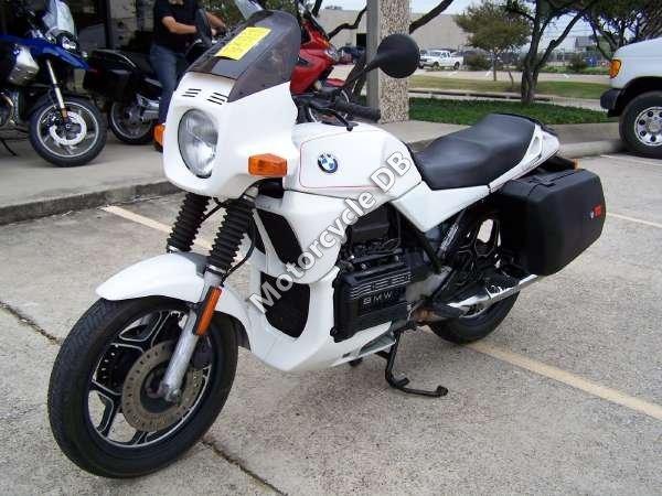 BMW K 75 C 1988 7897