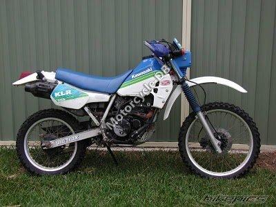 Kawasaki KLR 250 1989 8145