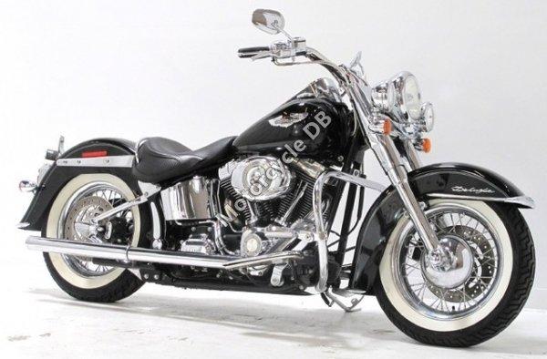 Harley-Davidson  FLSTN  Softail Deluxe 2007 11703