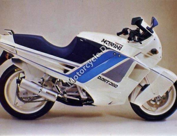 Moto Morini Dart 350 1988 15932