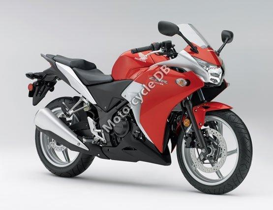 Honda CBR250R 2011 6209