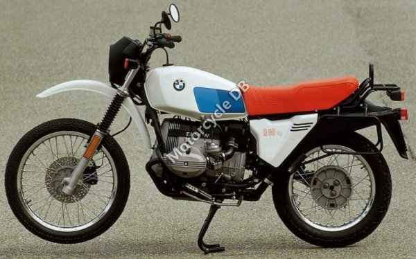 BMW R 65 GS 1988 13354