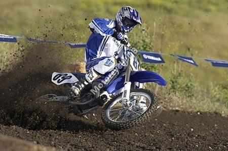 Yamaha YZ 125 2006 5214