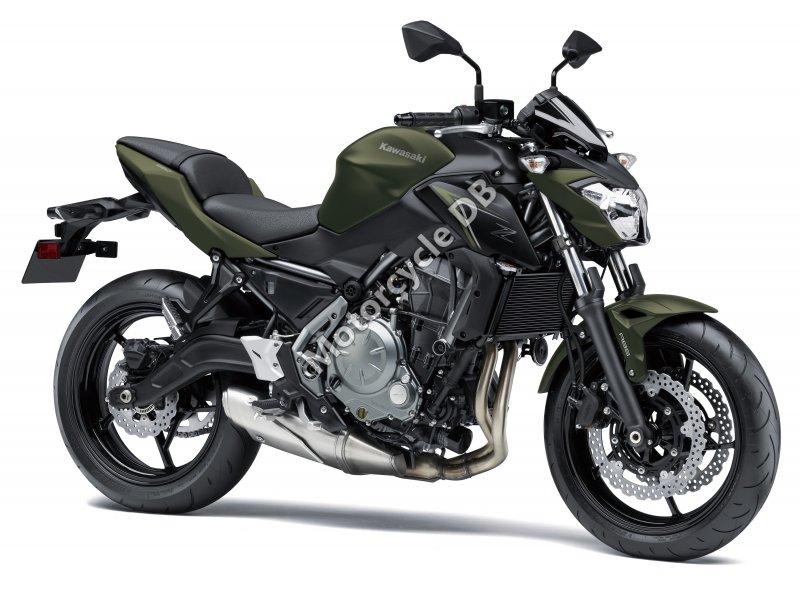 Kawasaki Z650 2017 28875