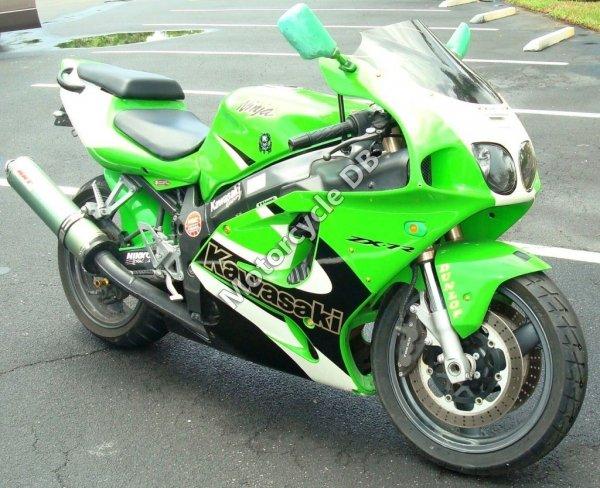 Kawasaki ZX-7R Ninja 2001 9372