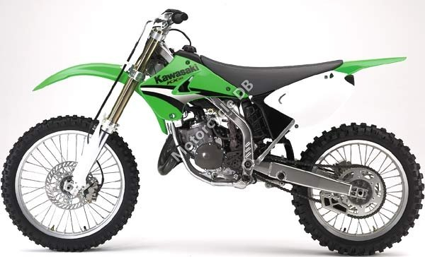 Kawasaki Kx 125 1990 Specifications Pictures Reviews