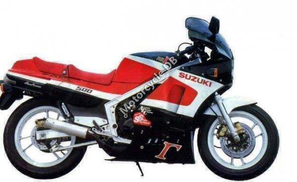 Suzuki RG 500 Gamma 1987 13104