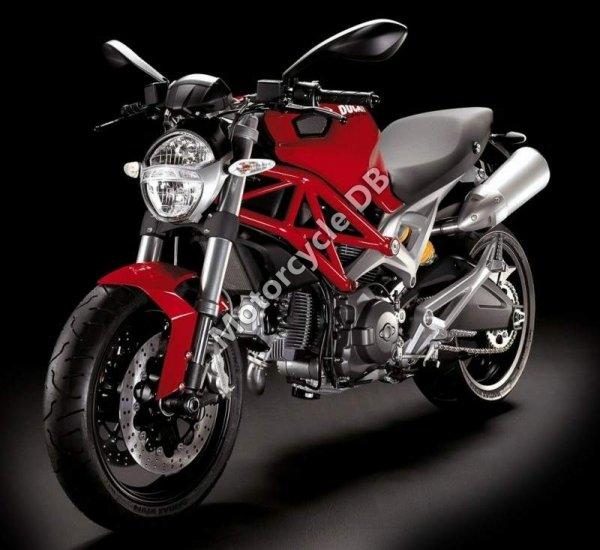 Ducati Monster 696 2010 1586