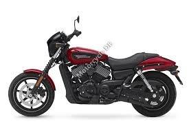 Harley-Davidson Street 750 Dark Custom 2018 24476