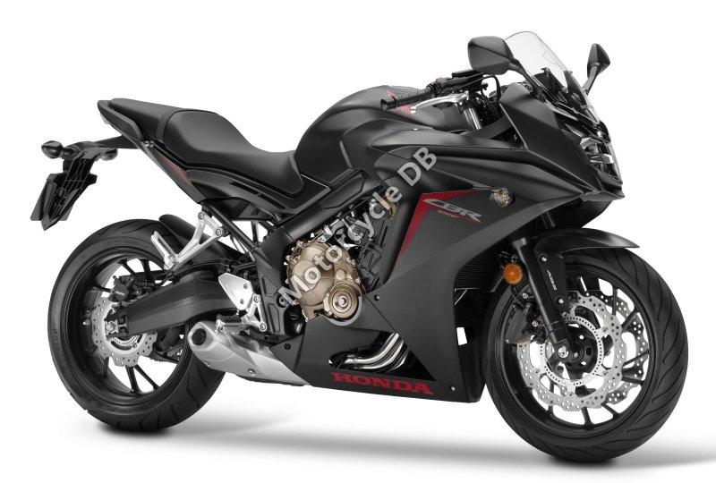 Honda CBR650F 2018 29873