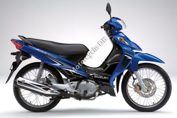 Suzuki Address V125 2014 23725