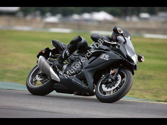 Suzuki GSX-R750 2010 4366