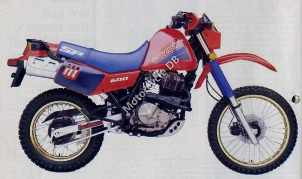 Honda XL 600 R 1986 11034 Thumb