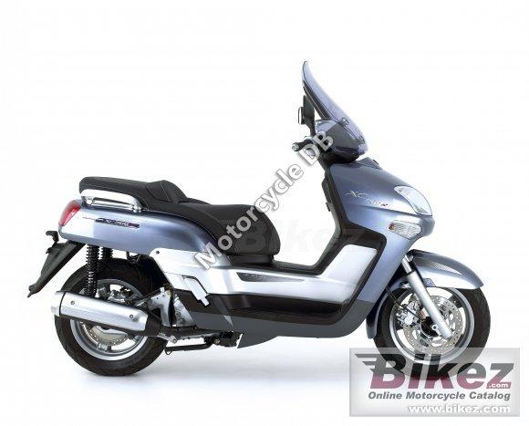 Yamaha XC 300 Versity 2006 8984