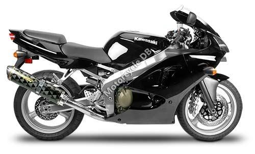 Kawasaki ZZR 600 1998 10480