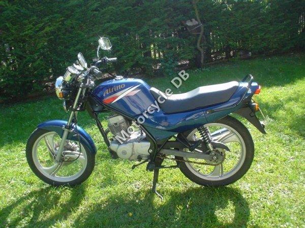 Daelim Altino 125 ES 2004 7722