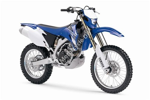 Yamaha WR450F 2008 2981