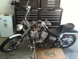Harley-Davidson FXST 1340 Softail 1984 7296