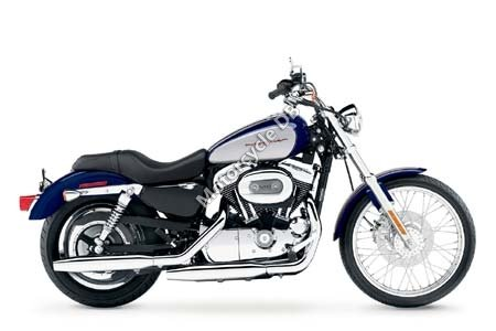 Harley-Davidson XL 1200C Sportster 1200 Custom 2006 5069