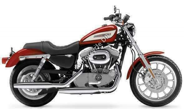 Harley-Davidson XL 1200 R Sportster Roadster 2004 8220