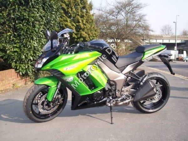 Kawasaki Z 1000 SX Tourer 2011 7028