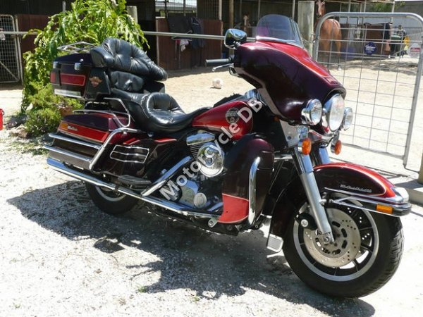 Harley-Davidson Electra Glide Ultra Classic 1992 13124