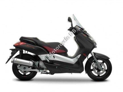 Yamaha Black X-Max 125 2009 15961