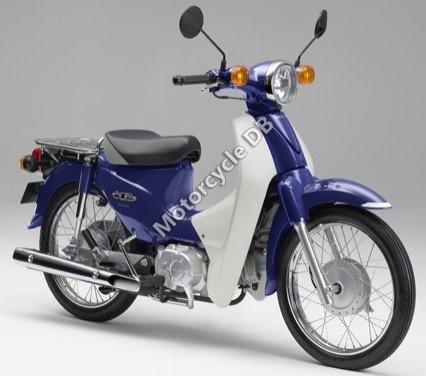 Honda Super Cub 110 2011 7290
