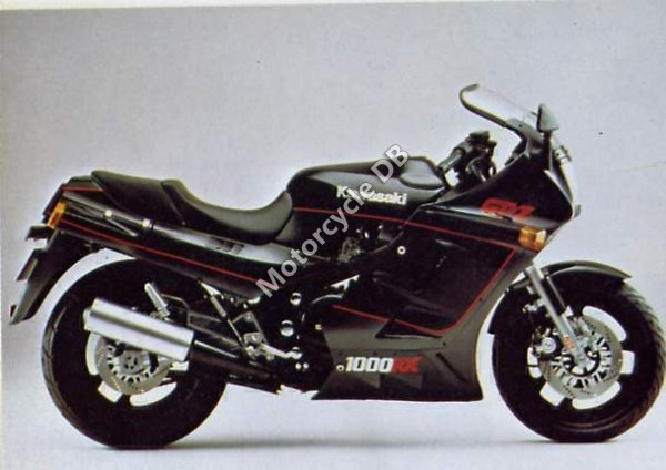 Kawasaki GPZ 1000 RX 1987 1338
