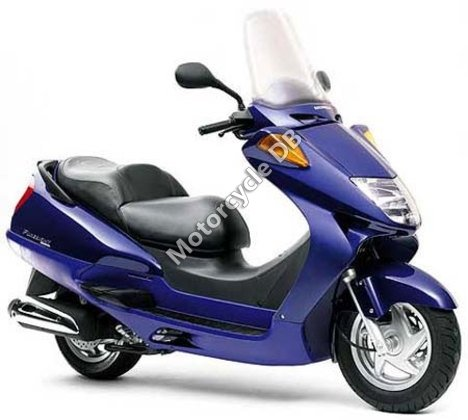 Honda Foresight 2006 15275