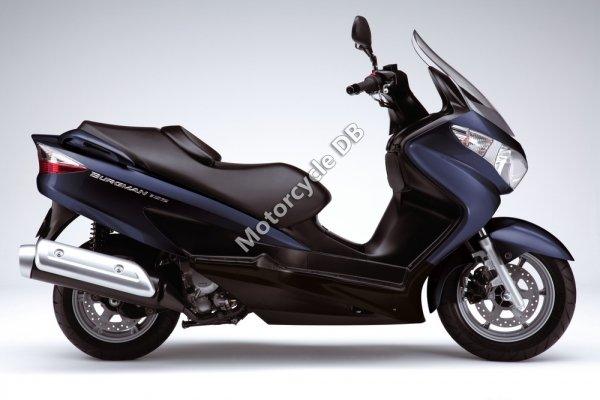 Suzuki Burgman 125 2009 18468