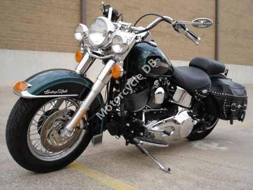 Harley-Davidson FXST 1340 Softail 1986 7563