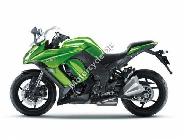 Kawasaki Z1000 SX 2014 23543