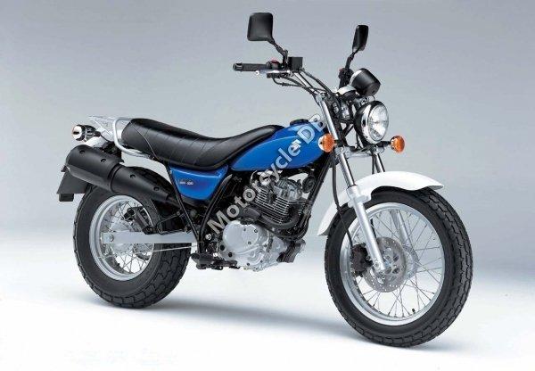 Suzuki VanVan 125 2012 22092